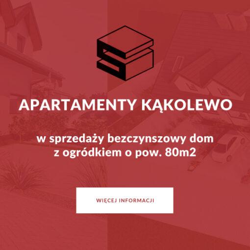 kakalewo leszno apartament na sprzedaż