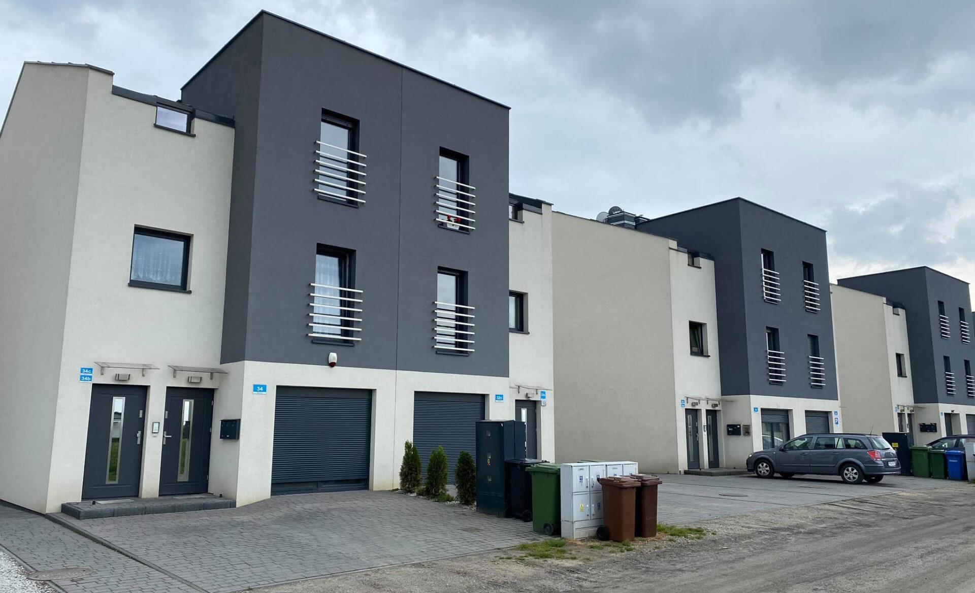 Mieszkania na sprzedaż Leszno-Zatorze, ul.Warzywna